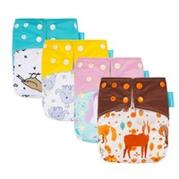 Happyflute Baby Algodón Muslin Paño Pañal Lavable Nappy Reutilizable Cambio de bambú Cubierta Born Borndler Fashion Pañales