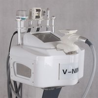 5 in 1 macchina da dimagrazione della cavitazione dimagrante ad ultrasuoni RF RF Drenaggio linfatico