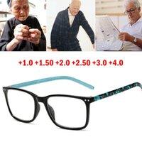 Солнцезащитные очки Ретро Очки для чтения Женщины Мужчины Ультра световые Пресбыопические моды Uniesx Рецептурные Очки 1.0 1.5 2.0 2.5 3.0 3.5