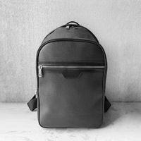 Rahat Tasarımcılar Seyahat Erkek S Sırt Çantası Dizüstü Dağcılık Duffel Çanta Okul Geri Paketleri Mens Bayan Çanta Çanta PU Deri Çanta Omuz Çantası