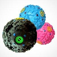 الكلب لعب الحيوانات الأليفة جرو الصوت الكرة تسرب الطعام الكرة الصوت لعبة الكرة pet الكلب القط squeaky يمضغ جرو squeaker الصوت مستلزمات الحيوانات الأليفة اللعب 297 S2