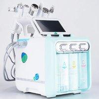 Pro 6 in 1 Hydra Dermabrasione Aqua Peel Clean Cura della pelle Bio Light RF Aspirapolvere Pulizia Acqua Hydro Water Oxygen Jet Machine