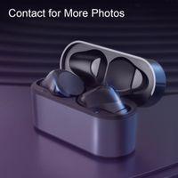 Wirless Kulaklık Kulaklık Çip Şeffaflık Metal Rename GPS Kablosuz Kulaklıklar Şarj Bluetooth Kulaklıklar Üretim Kulak Algılama Telefon için