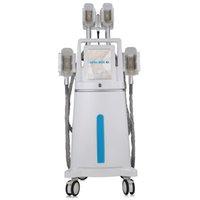 Özelleştirme 360CRYO Yağ Dondurucu Cryolipolysis Vücut Zayıflama Makinesi Coolsculping Anti-Selülit Çift Çene Şekillendirme Vücut İnce Masaj