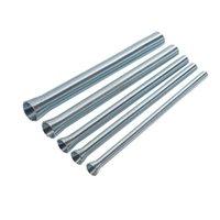Jeux d'outils à la main professionnelle 5pcs Tube à ressort Bender 210mm Tuyaux de tension 1 / 4inch-5/8 pouces d'acier pour la flexion en aluminium en cuivre.