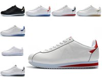 Classic Stranger Choses Cortez Forrest Chaussures de course En Cuir Stardust Pren Nylon Noir Blanc Blanc Rouge de haute qualité Vintage Homme Sneakers 36-45