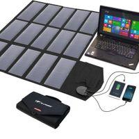 Зарядное устройство для солнечных батарей 100 Вт регулируемое выходное напряжение зарядное устройство солнечная панель 18V зарядное устройство
