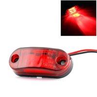 LED Bar Off Road Lamps Work Lights 12V 24V Front Side Marker Light Position Truck Trailers Lamp