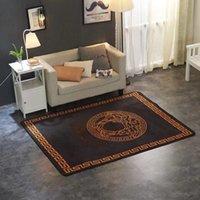 Домашний ковер роскошный дизайнерский ножный коврик классический стиль отель без скольжения коврик