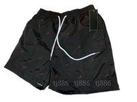 Pantalones cortos para hombres Los pantalones de playa de moda clásicos transpirables y cómodos, productos de lujo modernos suaves, los pantalones l ~ 4xl