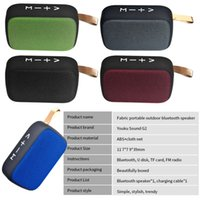 Wireless Speaker Outdoor Portable USB Charging Stereo HiFi Sound Phone Control Support TF Card For Music Movie Player