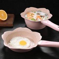 Натуральный каменные посуды Maifan Coneen Pookware Peatal Post Детская Дополнение Соус Кастрюля Приготовление жарки Легкий Мини Непричн.