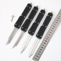 8 modelos ut70 ux70 round / square d2 dupla ação tática autotf faca dobrável edc camping acampar knifes caça chaves presente de natal