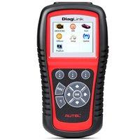 Autel Diaglink Code Reader Sistemas Full Diagnóstico Ferramenta DIY Versão do MD802