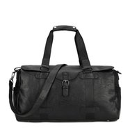 Traveling bag for men on business, hand-held large-capacity short-distance travel luggage, sports, fitness, one shoulder slung outdoors
