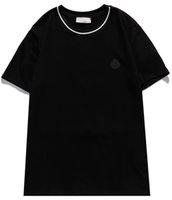 Eyes T-shirt Hommes Summer manches courtes Mode imprimé Tops décontractés Tees extérieurs Couche Col Couleurs M-3XL # 20