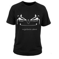 T-shirt Alfa Romeo 159 Mode à manches courtes Mode Summer Impression Casual T-shirts à manches courtes TOP TEE CAMISETAS HOMBRE 210329