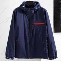 Ss001 moda mens designer jaqueta goo d primavera outono outwear windbreaker roupas de zíper jaquetas casaco fora pode esporte euro tamanho roupas masculinas