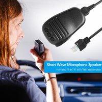 Walkie Talkie Micro-ondes courtes durable Haut-parleur Classic délicat Charge de poche pour Yaesu FT-817 FT-857 FT89