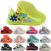 Mens durcit Vol. 5 V Chaussures de basketball Vol.5 Rose fluorescente Noir CNY Flame Flame Sneakers Sneakers Hommes 5S Entraîneurs Sports Sports