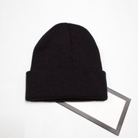 Fashion Beanie Man Woman Skull Caps Warm Autumn Winter Breathable Fitted Bucket Hat 4Colors Cap Highly Quality Beanies