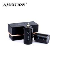 Ambição sem fio tatuagem bateria fonte de alimentação rca interface para máquina rotativa adaptador fonte rápida