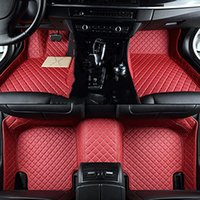 Carpets For Volvo S60 Leather Car Floor Mats Auto Interior Accessories Cover Rugs fdg fgh ghj