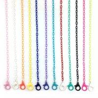 Mask Chain Holder Acrylic Lanyard Sunglasses Chains Anti-slip Reading Glasses Cord Neck Strap Rope for Children Women Men 869 B3