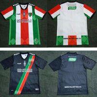 Qualidade tailandesa 2021 2022 Palestina Futebol Jersey 21 22 Survego Futebol Palestiniano Palestinians Camisa de Futebol Palestino Rosende