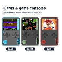 Taşınabilir El Oyun Konsolu 500 Klasik 8 Bit Oyunları Retro Video Konsolu 2.4 inç Ekran Çocuk Fotoğrafları