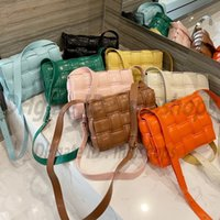 Haute Qualité B luxurys designers sacs Femmes Femmes Handbag Sac à main Véritable Cuir Trésil Coussin Toterie Embrayage Mesdames 2021 Sacs à main d'épaule à l'épaule