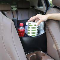 Car Organizer 1PC Universal Back Seat Storage Bag Trunk Elastic Felt Pocket Hanging Accessories Nice