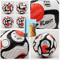 2021 2022 Club League Soccer Ball Größe 5 High-Grade Nizza Match Liga Premer 20 21 PU-Fußball (Schiff Die Bälle ohne Luft)