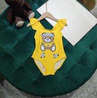 الصيف طفل الفتيات قطعة واحدة ملابس السباحة الطفل السباحة طفلة ملابس السباحة بحر السباحة المايوه الاطفال بيكيني الملابس
