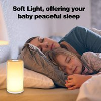 Table Lamps Smart Bedside Lamp LED Friendship Creative Bed Desk Light For Baby Bedroom Lampe Night Xmas Gift
