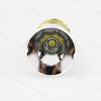 Accesorios de linterna 300 lúmenes 1 Modo 38 x 26.5mm Frío blanco LED Módulo Drop-in Bulb de reemplazo de antorcha (3-9V) EUB