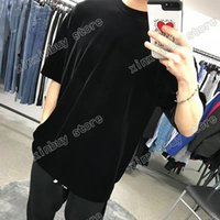2021 Designers Mens Womens T Shirts for Man Paris Fashion T-shirt emboss letter men clothes Top Quality Tees Street Short Sleeve luxurys Tshirts Clothing