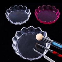 Nail Art Kits Multifunction Storage Plate Pen Rhinestone Manicure Jewelry Holder Case Tool Display Supplies