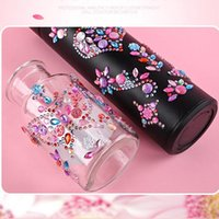 Colorful Thermos water Cup Decorative Stickers Cosmetic Box ...