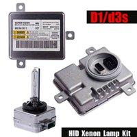 D3S D1S HID XENON Lamp Kit Ballast pour OEM W003T1 Fit pour