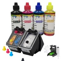 Ink Cartridges GraceMate Refillable Cartridge Replacement For 21 22 Deskjet F2180 F2200 F2280 F4180 F300 F380 380 D2300 Printers