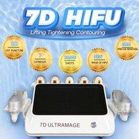 فيديو دليل التطبيق المحمولة 7d hifu آلة ultramage التجاعيد خط غرامة غروث علامات إزالة الدهون كبيرة حرق الطاقة الموجات فوق الصوتية علاج FDA المعتمدة