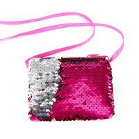 Wallets Zipper Kids Crossbody Mini Sequins Handbag Clutch Bag Cute