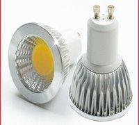 Lampor Super Bright LED Spotlight Bulb GU10light Dimmable 110V 220V AC 6W 9W 12W GU5.3 GU10 COB LAMP LIGHT GU 10