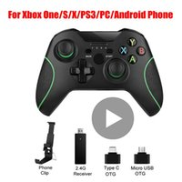 Game Controllers & Joysticks Bluetooth Control For Xbox One S X PS3 TV Box Phone Android PC Gamepad Controller Mobile Pad De Smartphone Joys