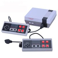 Portable Game Players Mini TV Handheld Family Recreation Video Console AV Output Retro Built-in 620 Dual Gamepad Gaming Player