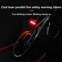 Bike Lights High Brightness Accessory Intelligent Brake Wear-resistant Bicycle Rear Light For Cycling