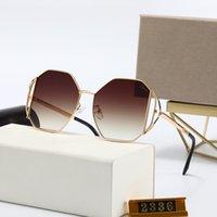 2021 Marka Tasarım Güneş Gözlüğü Kadınlar ve Erkekler Için Markalar Tasarımcı Yüksek Kalite Moda Metal Boy Sunglasse Retro Bayan Erkek UV400 Hakkında