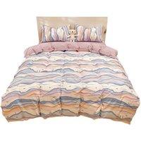 Постельные принадлежности Nordic Style Ins INS Hotte Body Четырехсец набор 100 Студенческий общежитие Установленное из трех частей одеяло