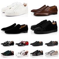 Red Bottoms Rahat Orijinal Kırmızı Dipleri En Kaliteli Elbise Ayakkabı Erkek Kadın Lüks Tasarımcılar Platformu Sneakers Loafer'lar Ofis Kariyer Eğitmenler Spor Sneaker Hotsale